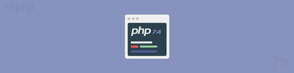 PHP 7.4 Stack
